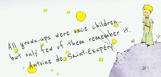 all-grown-ups-were-once-children-but-only-few-of-them-remember-it