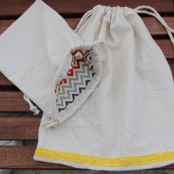 bread bag lunch bag zero waste handmade (4)