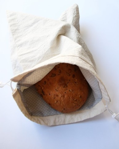 Bread cloth bag reusable zero waste (2)